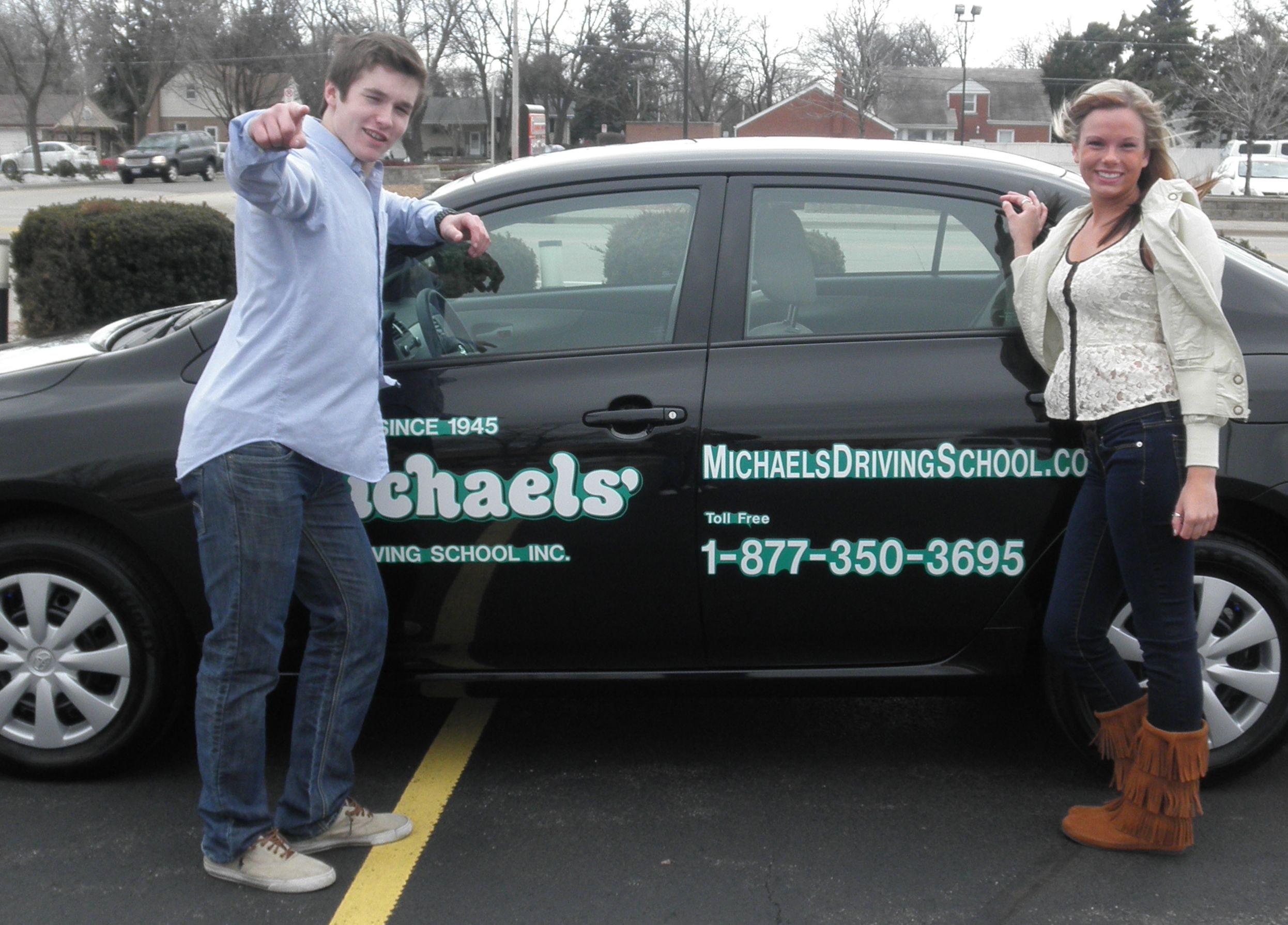 Drivers Education Classes For Teens And Adults Michaels Driving